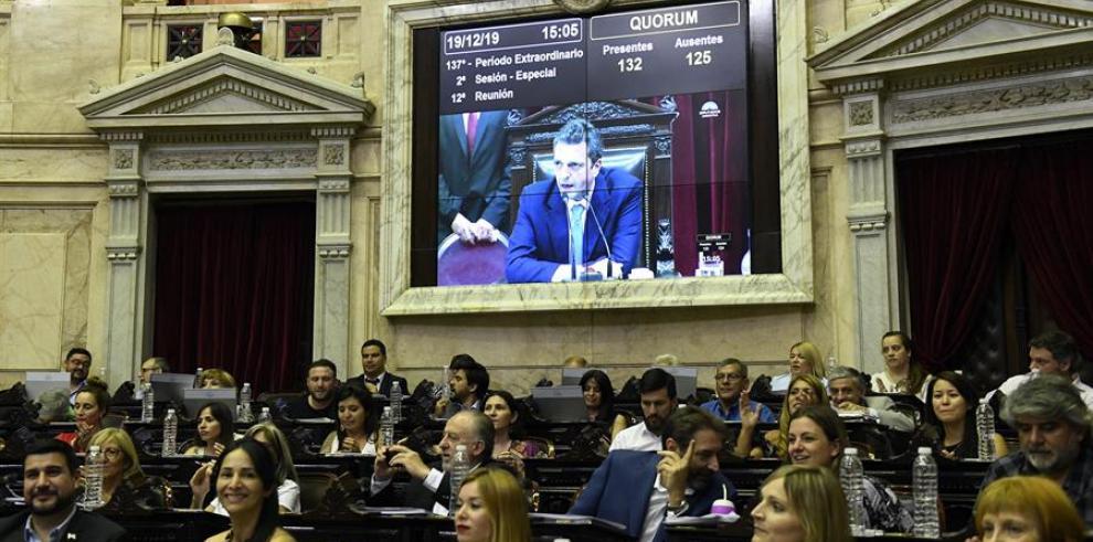 Congreso Argentina