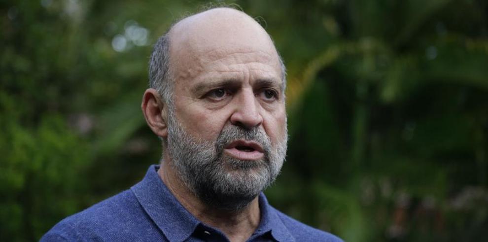En la imagen, el ministro de Medio Ambiente de Costa Rica, Carlos Manuel Rodríguez.