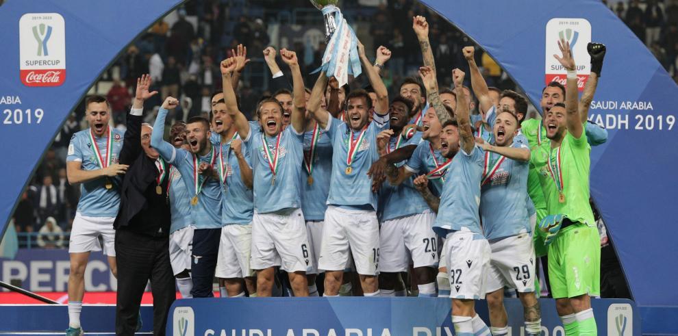 El Lazio hunde al Juventus y conquista su quinta Supercopa