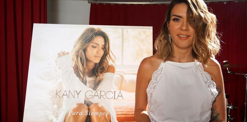La cantautora puertorriqueña Kany García.