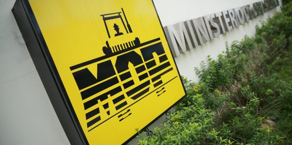 Ministerio de Obras Públicas (MOP).