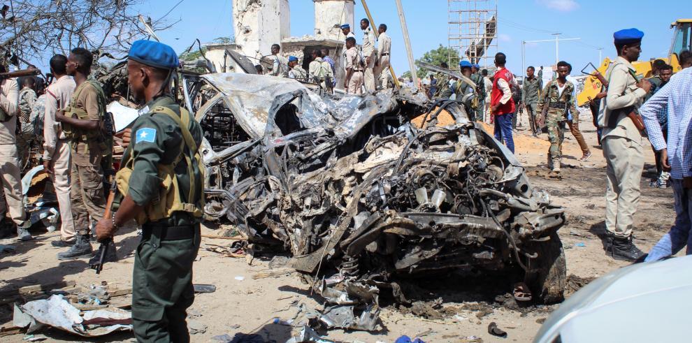 Al menos 78 muertos en uno de los peores atentados que recuerda Mogadiscio