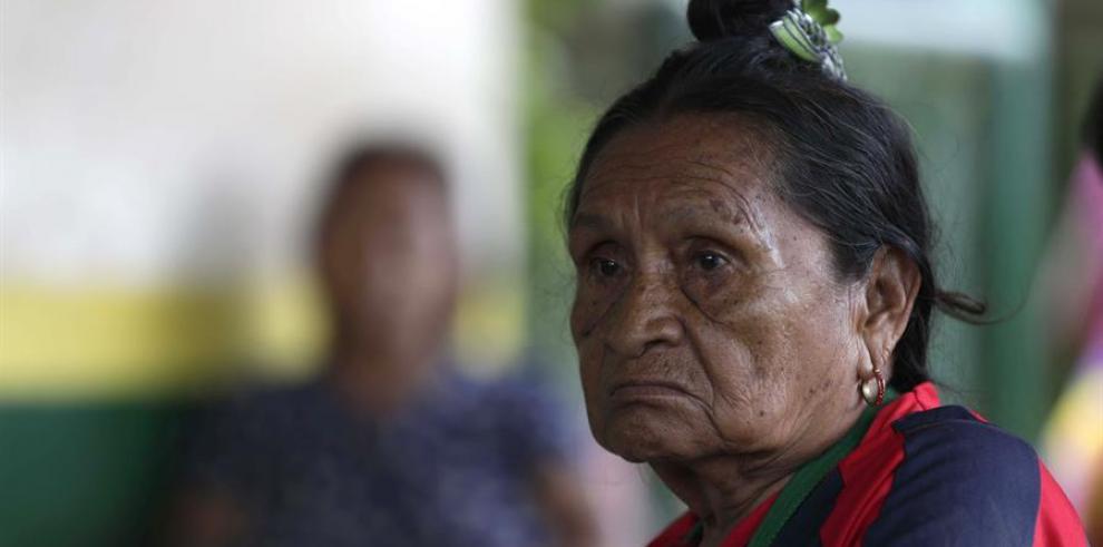 Indígenas Panamá