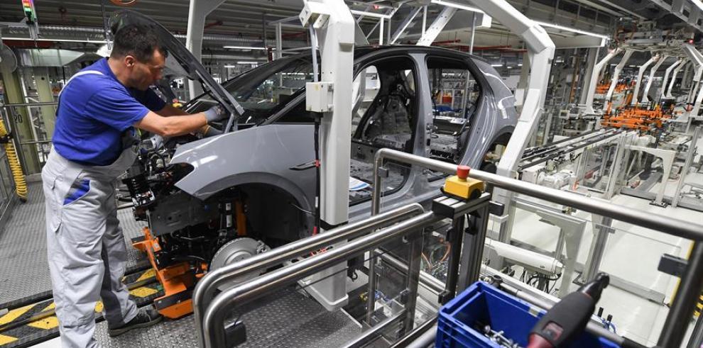 La industria automovilística alemana
