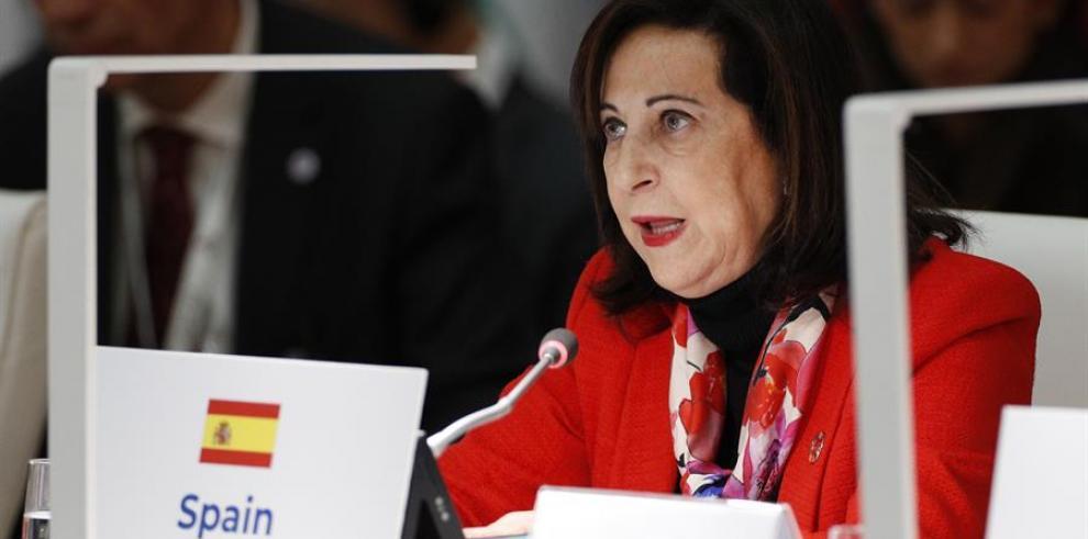 Ministra de Asuntos Exteriores en funciones, Margarita Robles.
