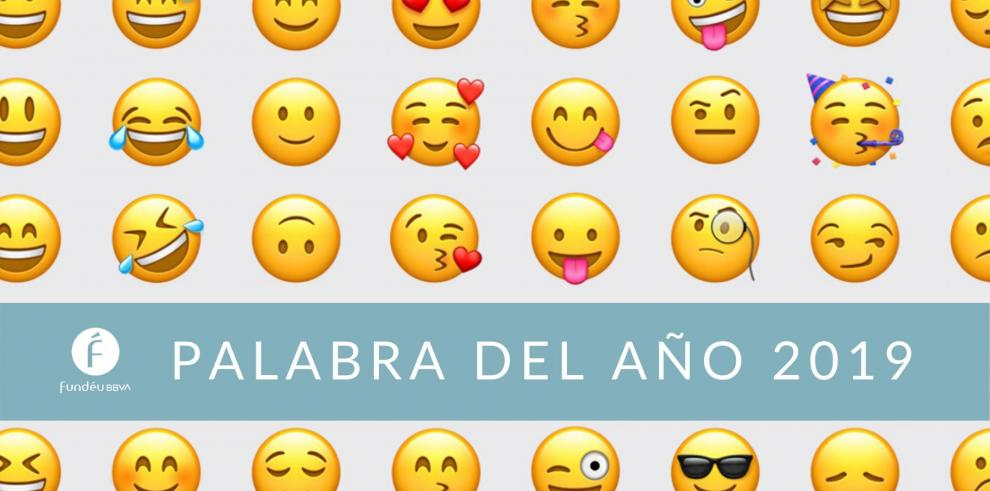 Los emoticonos y emojis se han alzado con la distinción de palabra del año