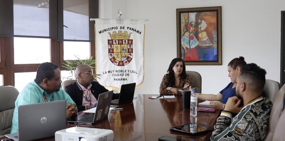Alcaldía de Panamá coordina estrategias de seguridad ciudadana con el PNUD