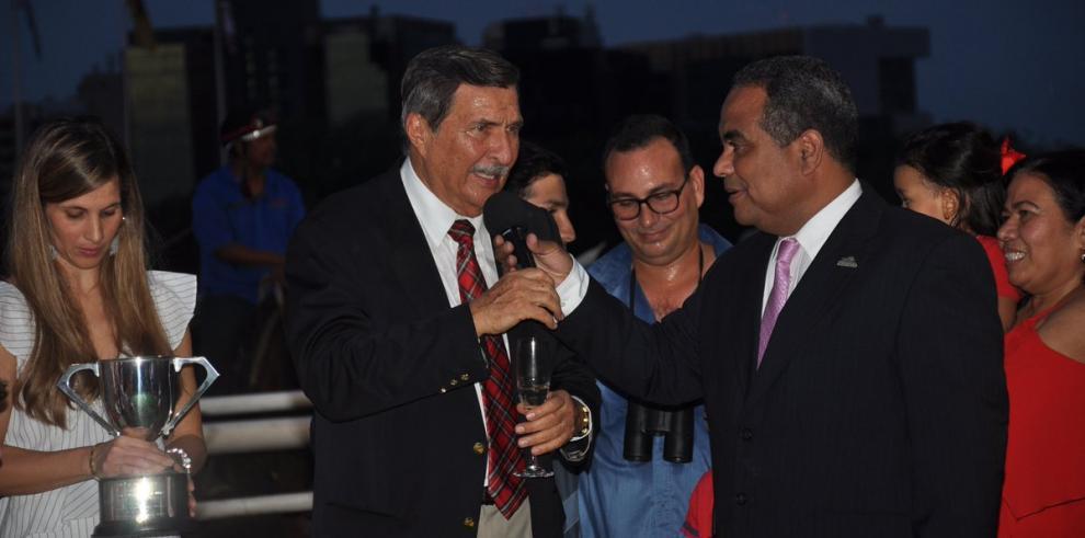 Augusto Samuel Boyd, presidente de SOCRICA