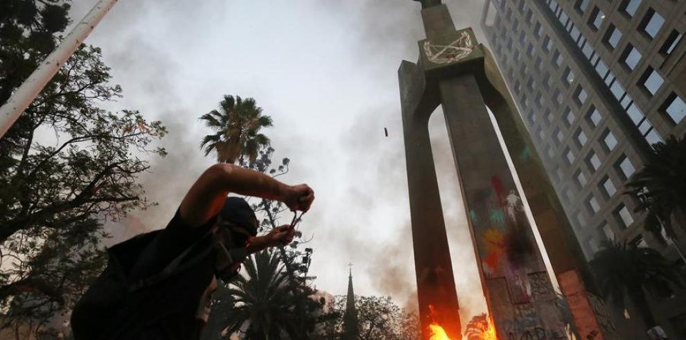 Protestas en Chile 2020