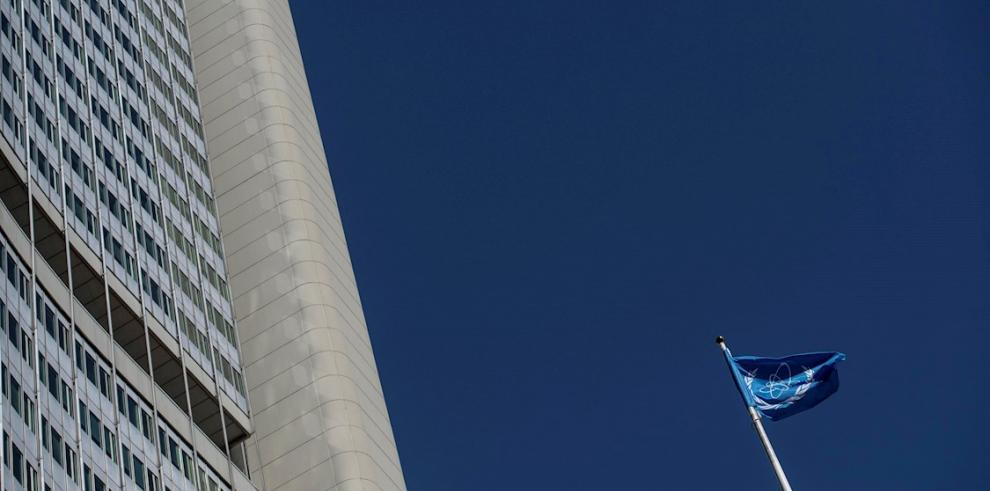 Sede del Organismo Internacional de Energía Atómica (OIEA) en Viena (Austria).