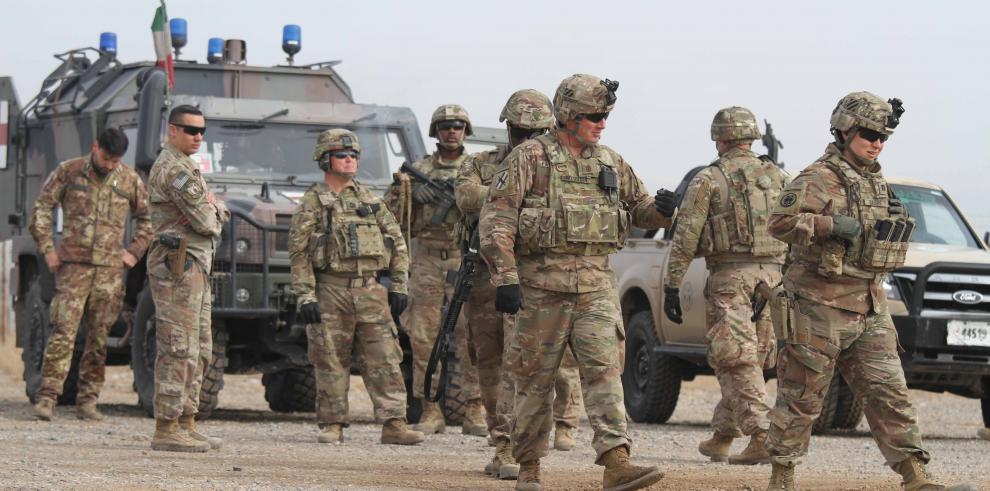 El Gobierno de EE.UU. ya ha comenzado a enviar a Oriente Medio a 3.500 soldados