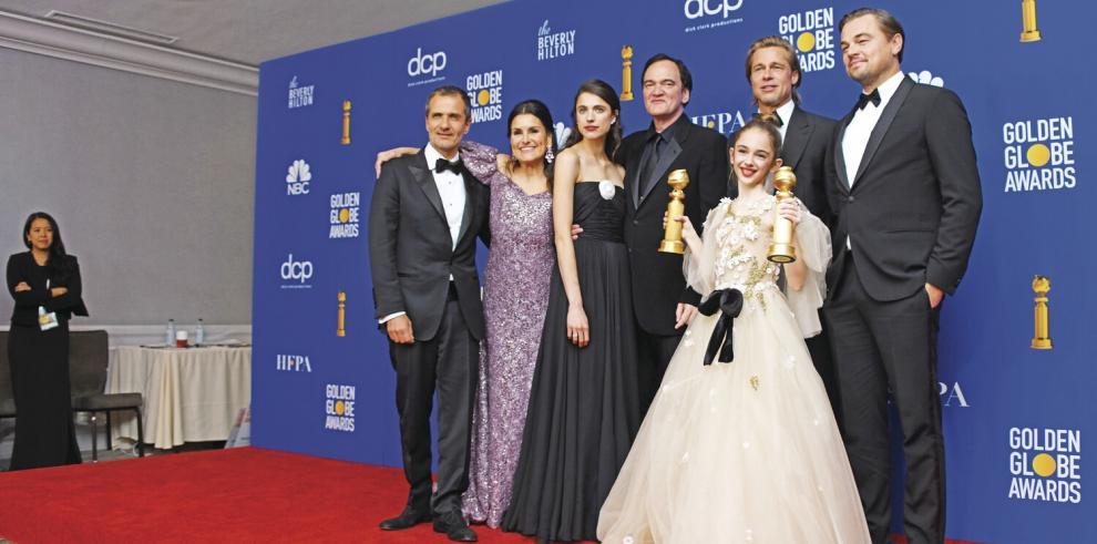 Gala de la 77 edicion de los Golden Globes 0