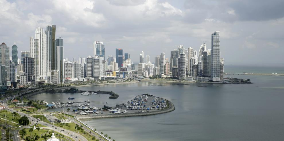 Ciudad de Panamá panorámica