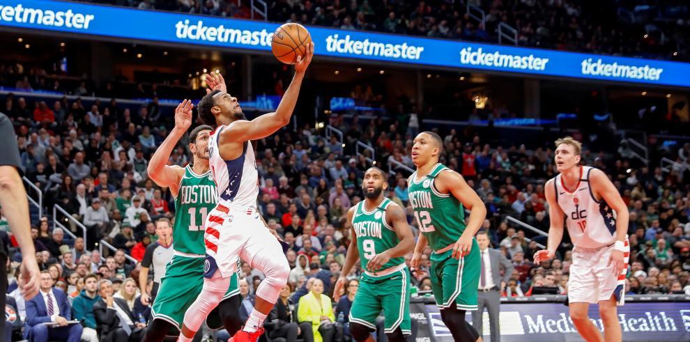 Wizards contra Celtics