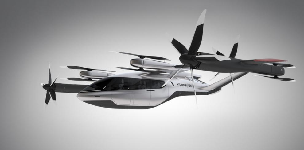 Hyundai y Uber anuncian una alianza para crear un servicio de taxis aéreos