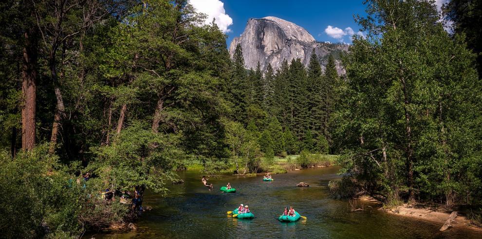 Parque Nacional Yosemite en California