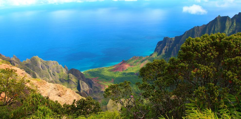 Isla Kauai en Hawaii