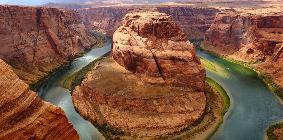 El cañón del Colorado en Arizona