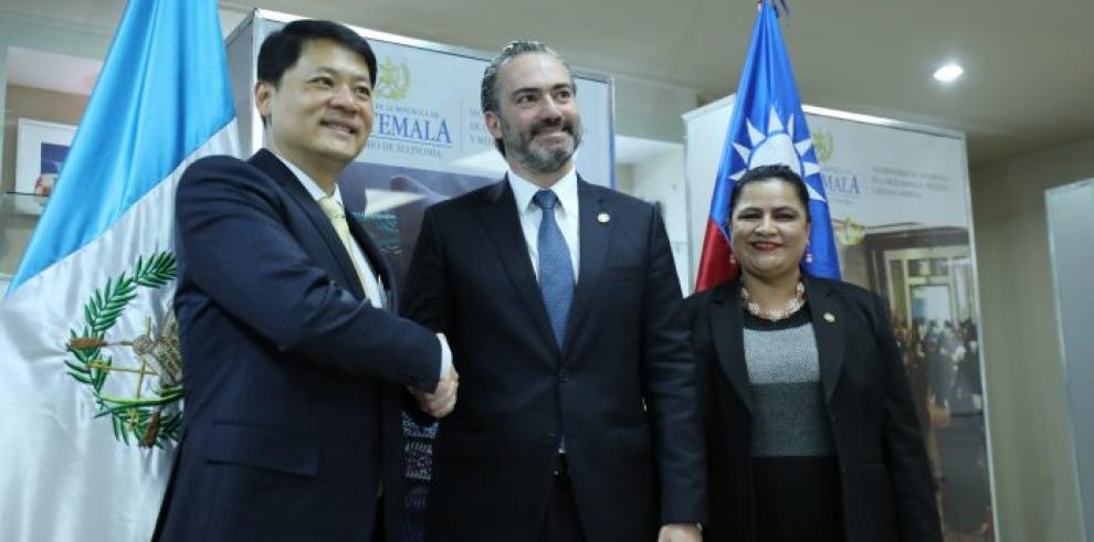 El Ministerio de Economía (Mineco) con el apoyo de la Embajada de la República de China (Taiwán)