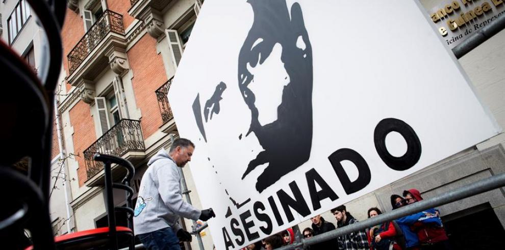 José Couso, periodista español muerto en Irak