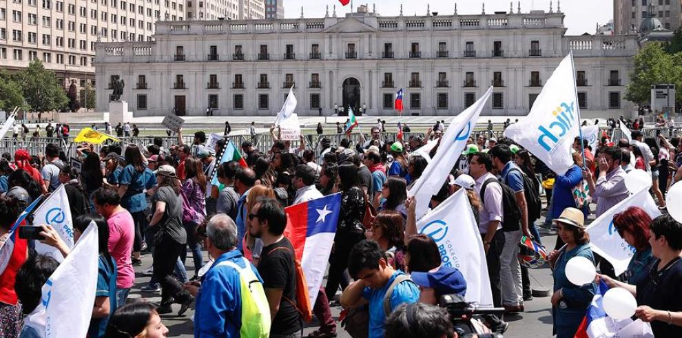 Protestas en Chile 2020