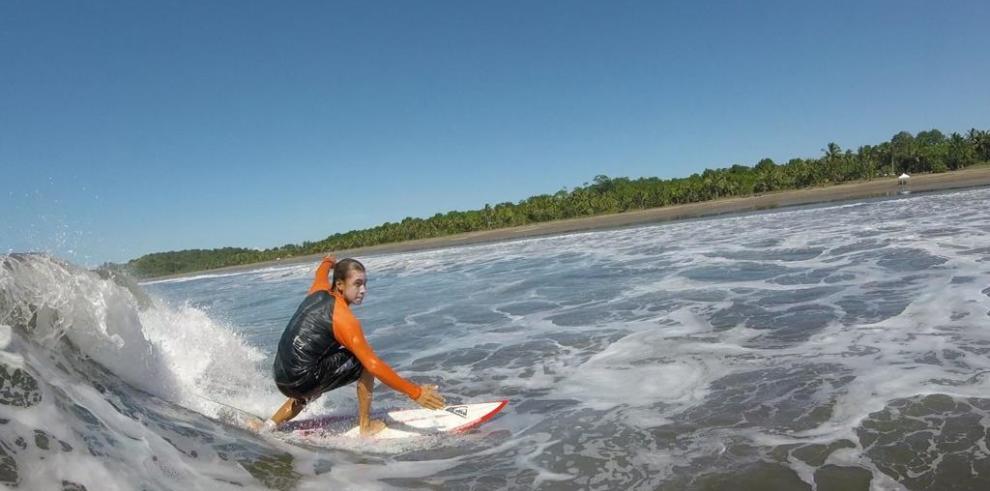 Surf infantil y juvenil