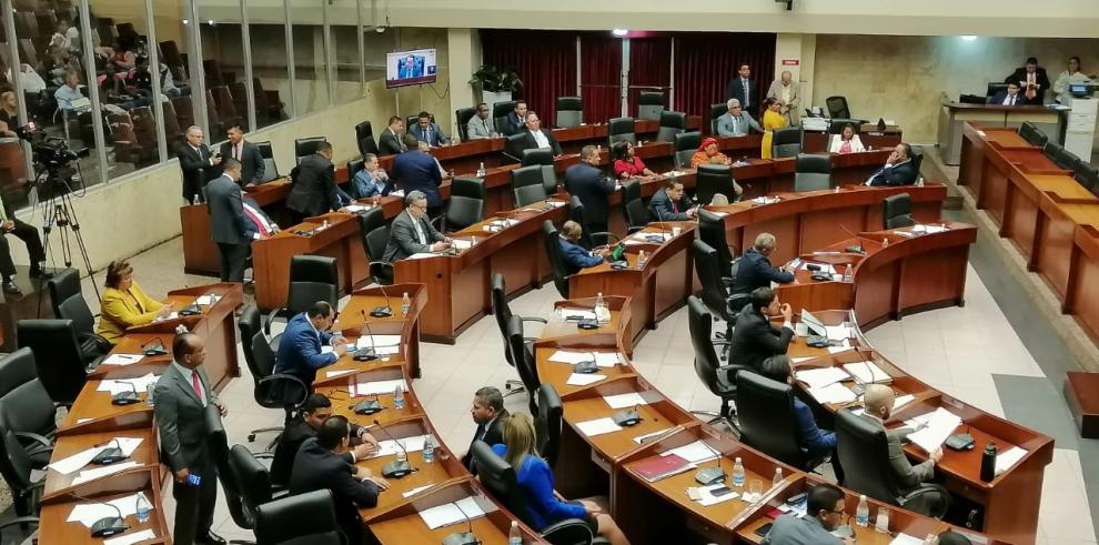 Pleno Asamblea Gustavo