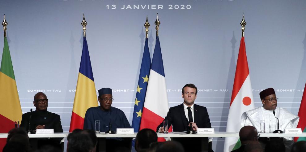 Francia y los países del Sahel cambian de estrategia antiterrorista