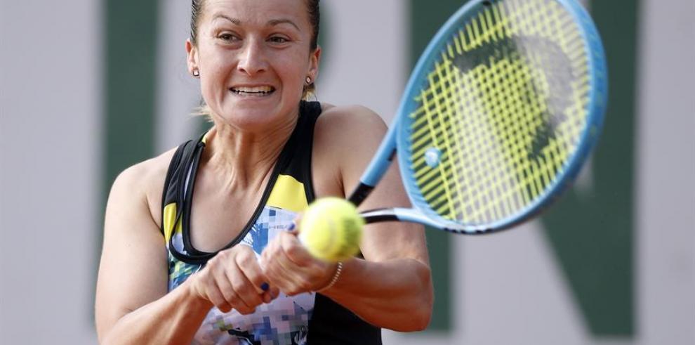 La tenista eslovena Dalila Jakupovic