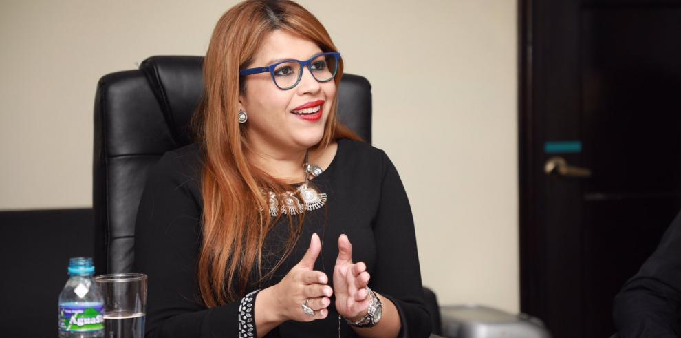 Elsa Fernández, directora de Antai.