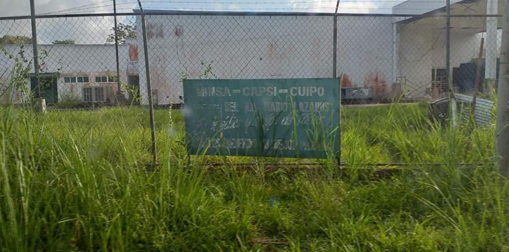 Minsa-Capsi Cuipo, Colón