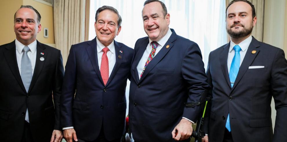 Cortizo Cohen aboga por  fortalecer la unión aduanera en Centro América