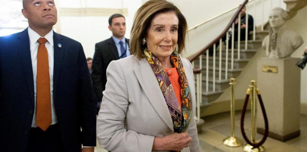 Cámara de Representantes, Nancy Pelosi