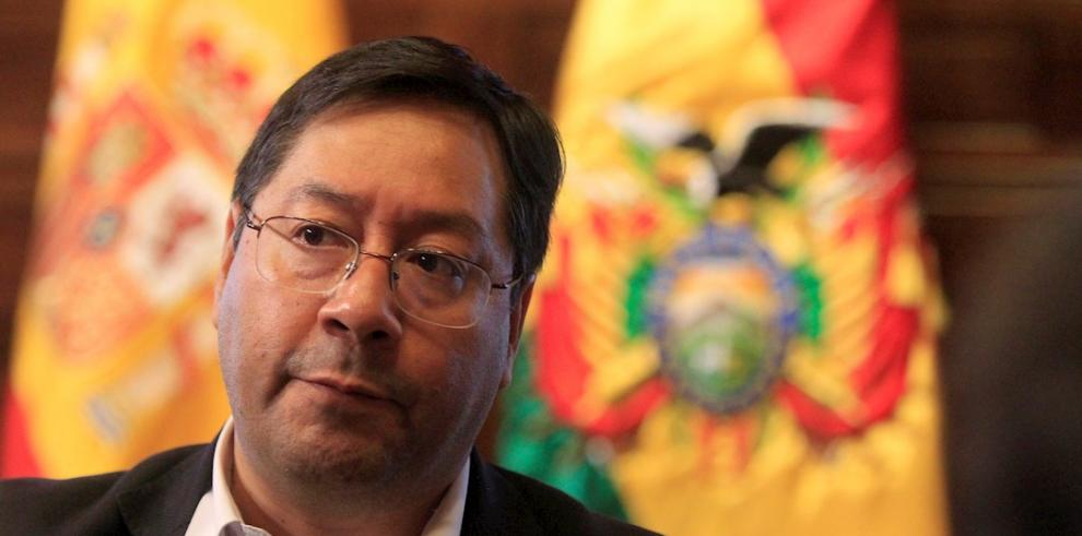 En la imagen, el ex ministro de Economía de Bolivia Luis Arce.
