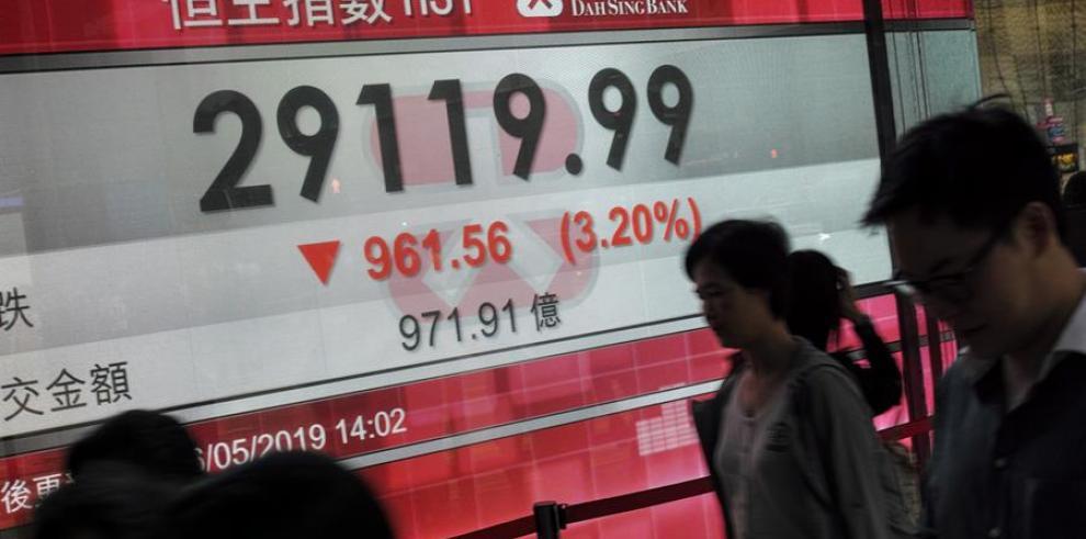 Bolsa de Hong Kong