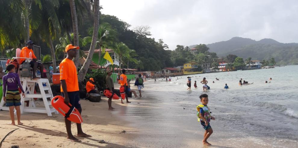 SinaprocEl Sinaproc pide a bañistas y embarcaciones precaución ante Aviso de Prevención por fuertes vientos, oleajes y resacas para el litoral Caribe