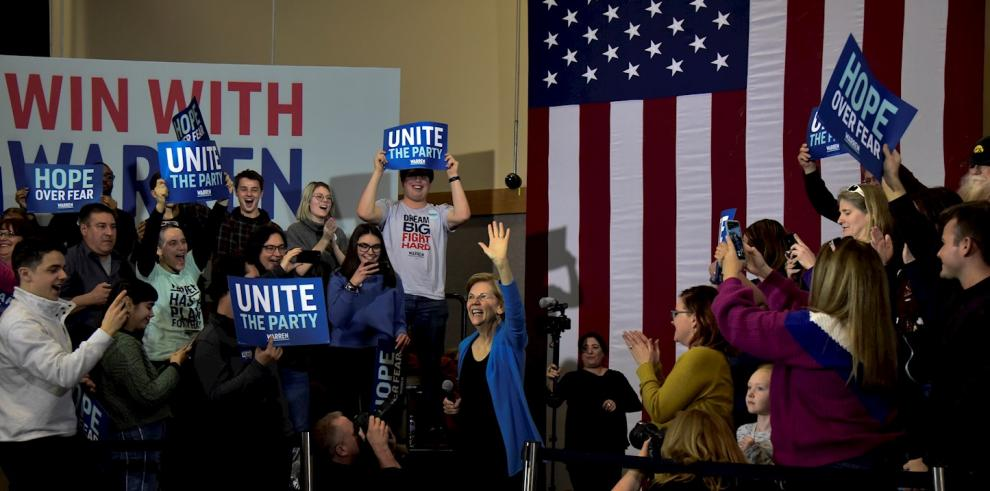 El ciclo electoral en EE.UU. arranca el lunes con los