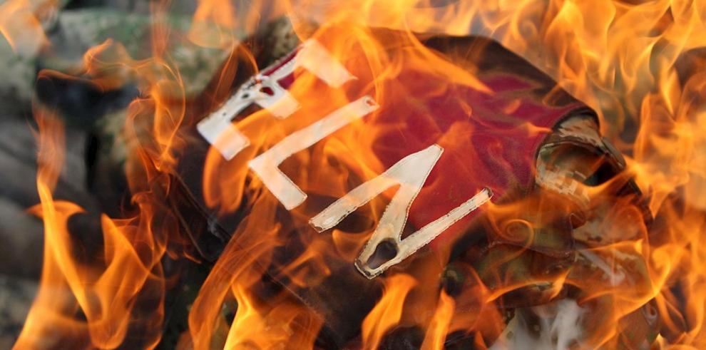 La guerra entre el ELN y el EPL se da