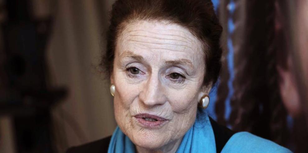 Directora ejecutiva de Unicef, Henrietta Fore