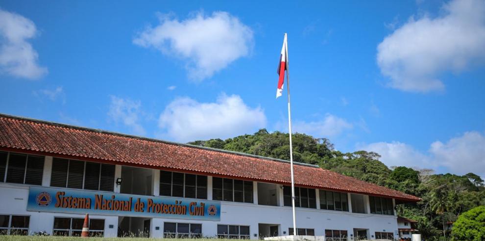 Sede del Sistema Nacional de Protección Civil, Sinaproc
