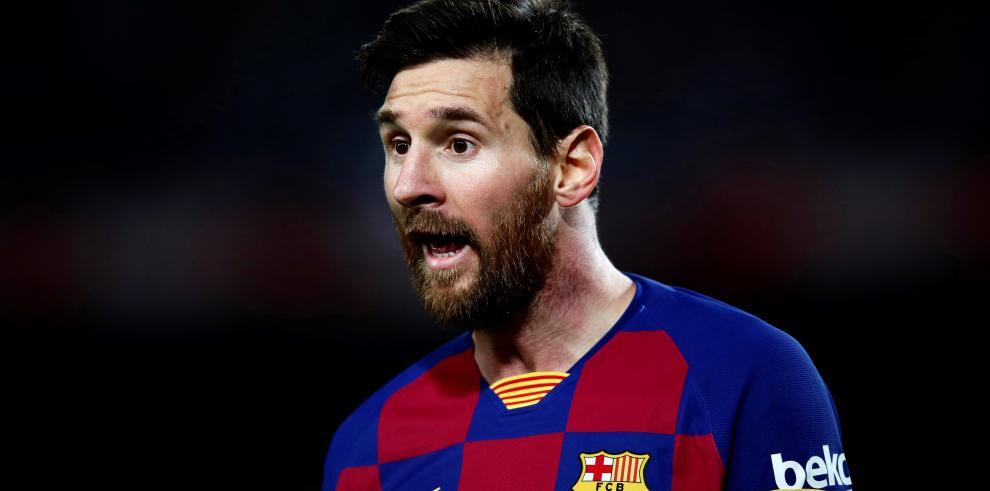 Messi, futbolista mejor pagado del mundo por delante de Ronaldo, según L'Equipe