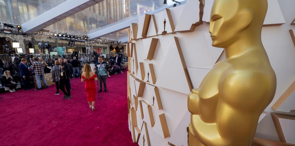 Los Ángeles se engalanará hoy para la nonagésimo segunda edición de los Óscar