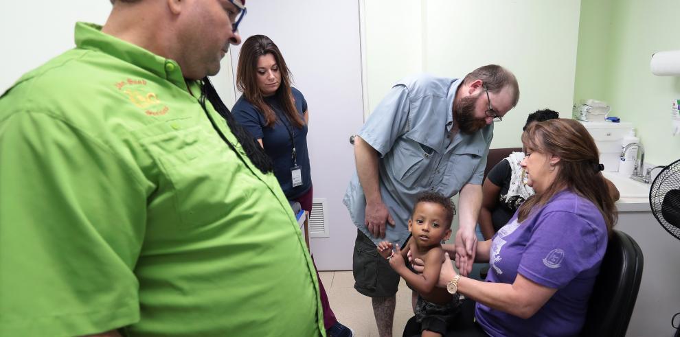 Fundación Abo Saad Shriners de visita en Panamá