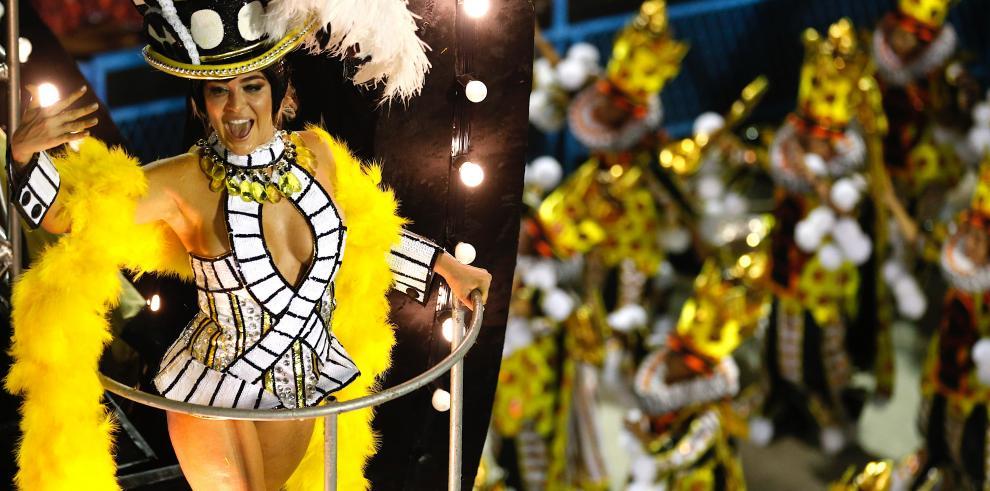 La ciudad más emblemática de Brasil, que en dos semanas dará inicio a su famoso carnaval