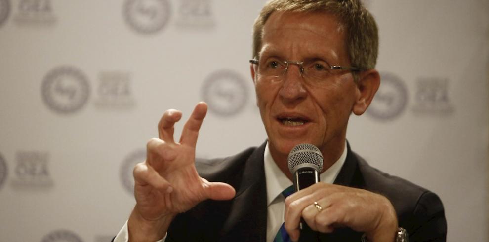 El alto consejero para la Estabilización y la Consolidación, Emilio Archila