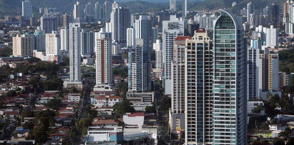 Panorámica Panamá