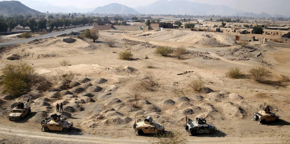 EE.UU. y los talibanes acuerdan dar a Afganistán 7 días con menos violencia