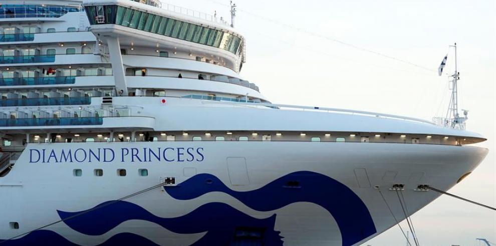 Crucero Diamond Princess con Coronavirus