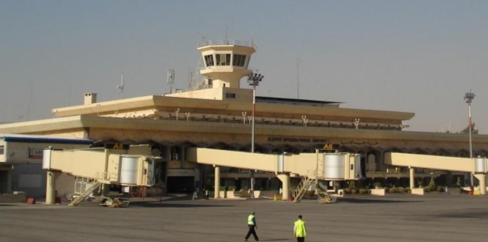 Aeropuerto Internacional de Alepo
