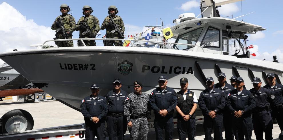 Panamá recibe donación de la Embajada de Estados Unidos